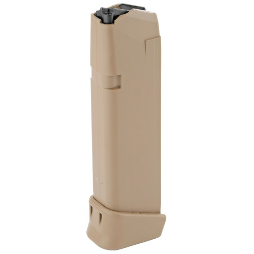 GLOCK OEM 19X 9MM 19-ROUND FACTORY MAGAZINE
