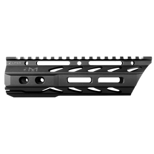 "PHASE 5 WEAPONS SYSTEMS 7.5"" LO-PRO SLOPE NOSE FREE FLOAT QUAD RAIL - M-LOK"