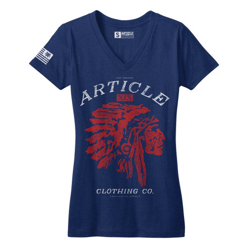 Article 19 Clothing - Women's Lady Liberty Tee