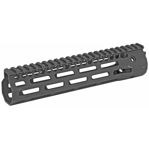 "TROY INDUSTRIES BATTLERAIL, SOCC92, 9.25"" -BLACK, SPECIAL OPS COMPATIBLE, LOW PROFILE"