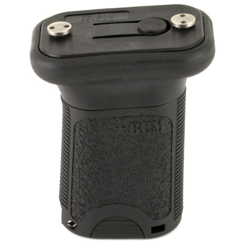 BRAVO COMPANY MANUFACTURING BCMGUNFIGHTER™ VERTICAL GRIP SHORT - KEYMOD™ BLACK