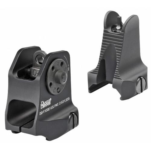 DANIEL DEFENSE AR-15 IRON SIGHT SET (ROCK & LOCK®)