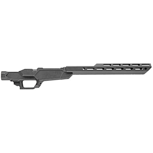 """SHARPS BROTHERS HEATSEEKER CHASSIS W/ 14"""" HANDGUARD - RUGER AMERICAN SHORT ACTION"""