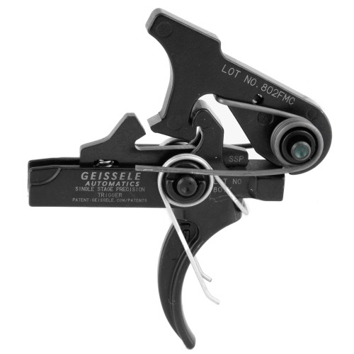 GEISSELE AUTOMATICS SINGLE-STAGE PRECISION (SSP) M4 CURVED BOW