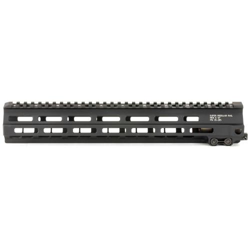 "GEISSELE AUTOMATICS SUPER MODULAR RAIL MK8 M-LOK® 13.5"" BLACK"