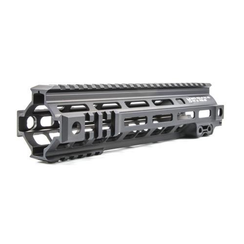 "GEISSELE AUTOMATICS 9.3"" SUPER MODULAR RAIL MK4 M-LOK® BLACK"