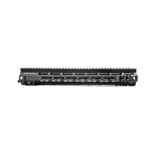"GEISSELE AUTOMATICS 15"" SUPER MODULAR RAIL MK4 M-LOK® BLACK"