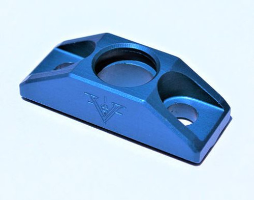 QD Socket Mount Blue