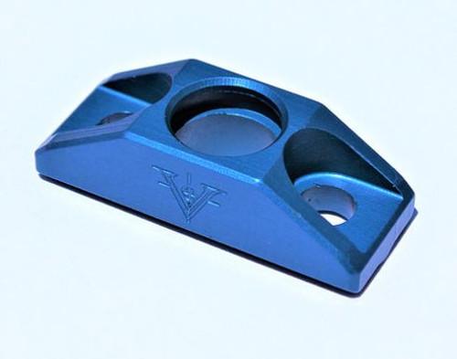 QD Socket Mount Blue