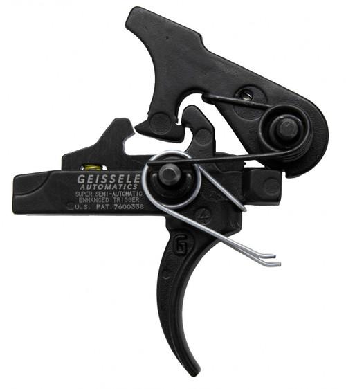 Geissele Super Semi-Automatic Enhanced (SSA-E) Trigger for AR15 and AR10