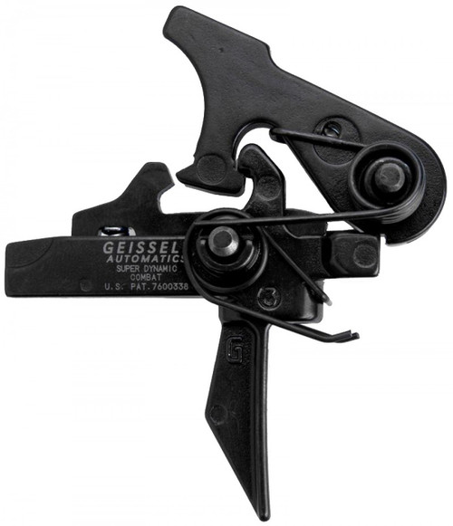 Geissele Super Dynamic Combat (SD-C) Trigger for AR15 and AR10