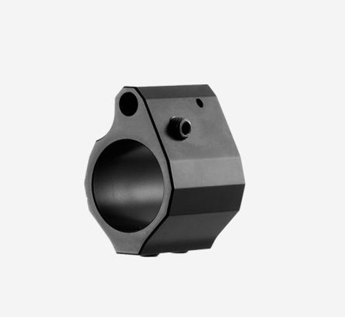 SEEKINS PRECISION LOW PROFILE ADJUSTABLE GAS BLOCK .750