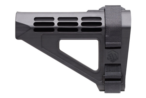 SB TACTICAL AR PISTOL BRACE SBM4 BLACK