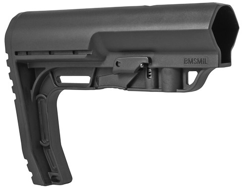 MFT BATTLELINK MINIMALIST STOCK - COMMERCIAL BLACK