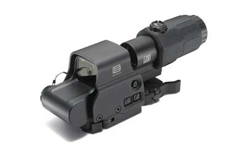 HOLOGRAPHIC HYBRID SIGHT I - HHS I NIGHT VISION COMPATIBLE