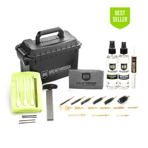 BREAKTHROUGH CLEAN AMMO CAN CLEANING KIT