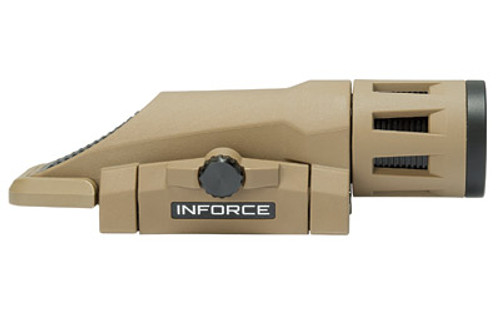 INFORCE WML WHITE/IR GEN 2 WEAPONS LIGHT FDE