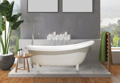 Top 5 Reasons To Choose Solid Surface Tubs