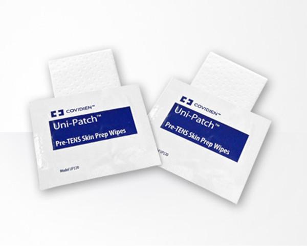 Pre-TENS Skin Prep Wipes pack of 50