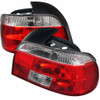 Spyder For BMW E39 5-Series 97-00 Crystal Tail Lights Red Clear ALT-YD-BE3997-RC   (TLX-spy5000705-CL360A70)