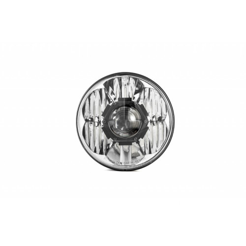 KC HiLiTES 07-18 Jeep JK 7in. Gravity LED Pro DOT Approved Replacement Headlight (Single)