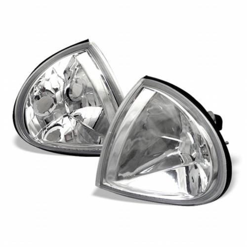 Xtune For Honda Del Sol 1993-1997 Corner Lights Euro CCL-HD93-E | (TLX-spy5016492-CL360A70)
