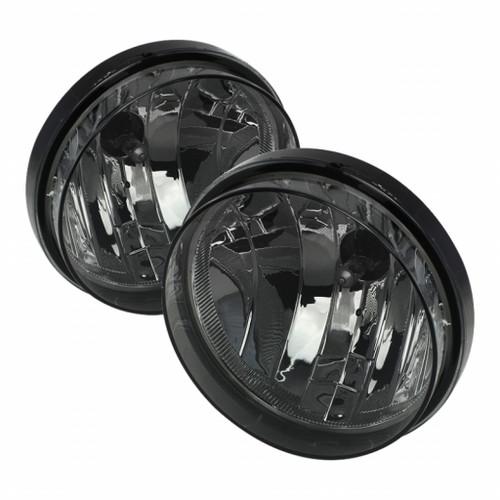 Spyder GMC Sierra 1500/2500/3500 HD 07-13 OEM Fog Lights wo/switch Smoke FL-GS07-SM