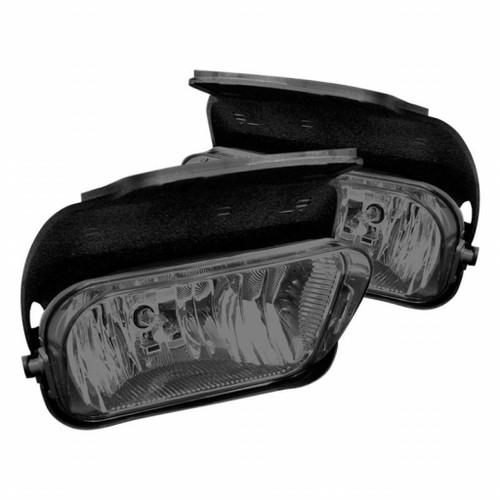 Spyder Chevy Silverado 03-06 OEM Fog Lights   wo/ switch Smke FL-OEM-CS03-SM