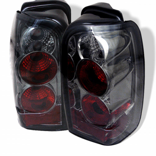Spyder For Toyota 4 Runner 96-02 Euro Style Tail Lights Smoke ALT-YD-T4R96-SM   (TLX-spy5007315-CL360A70)