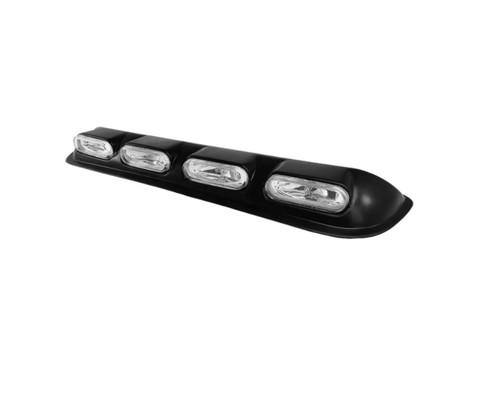 Spyder For GMC Canyon 2015-2016 OEM Style Fog Lights w/ Switch - Clear | FL-GCAN15-C (TLX-spy5083036-CL360A70)