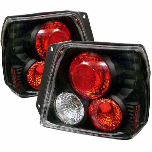 Spyder For Toyota Tercel 95-98 Euro Style Tail Lights Black ALT-YD-TTER95-BK   (TLX-spy5008053-CL360A70)
