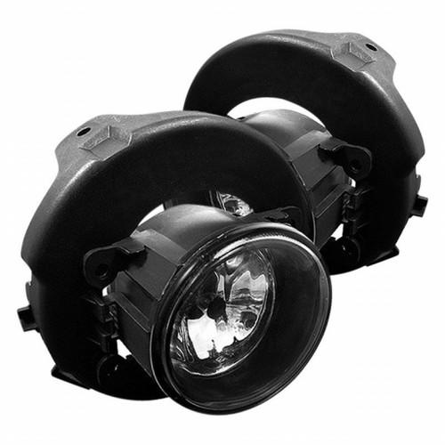 Spyder Nissan Pathfinder 05-11 OEM Fog Lights w/swch Clear FL-NP05-C