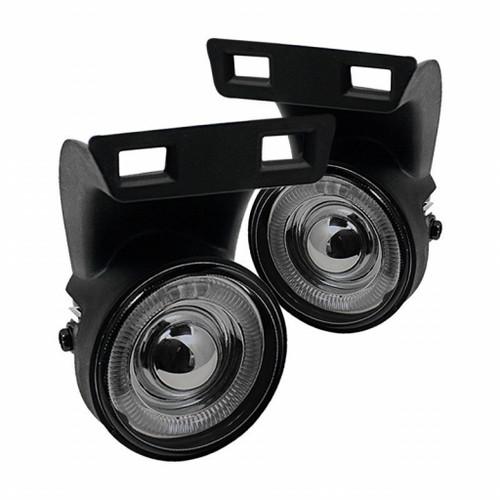 Spyder DODGE RAM 1500 1994-2001 Halo Projector Fog Lights w/swch- Smke FL-P-DRAM94-HL-SM