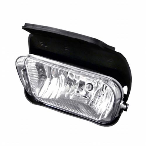 Spyder For Chevy Silverado 03-06 OEM Fog Lights wo/switch Left FL-OEM-CS03-L | (TLX-spy5023735-CL360A70)