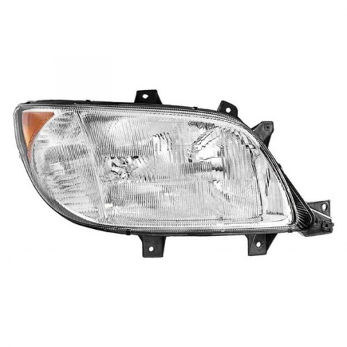 For FreightLiner Sprinter 03-06 Headlight Assembly w/o Foglight Driver Side