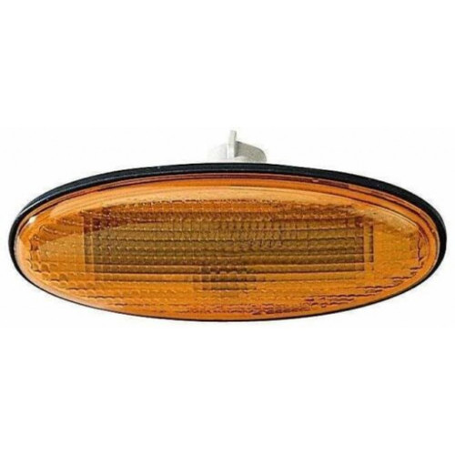 CarLights360: For 2004 MAZDA TRIBUTE Side Marker Light Assembly R=L Single Piece w/Bulbs - Replacement for MA2570101