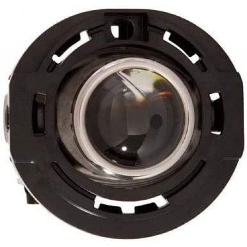 CarLights360: For Chrysler Town & Country Fog Light Assembly 2012 13 14 15 2016 Driver Side CAPA Certified Halogen Type For CH2594105 (Vehicle Trim: )
