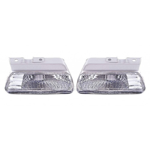For 1995 1996 1997 1998 1999 Dodge Neon Parklight Replacement Pair replaces 0; CH2522101