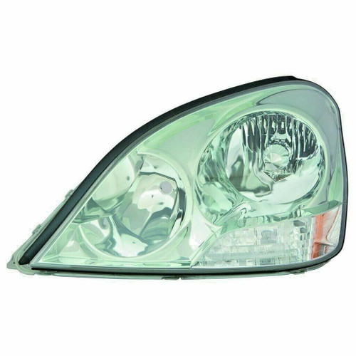 CarLights360: For 2001 2002 2003 LEXUS LS430 Head Light Assembly Driver w/o bulbs and ballast HID Type - Replacement for LX2518105  - w/out bulbs and ballast