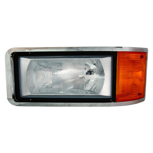 For Mack CH-600 Series Headlight Combo Assembly 1990-2007