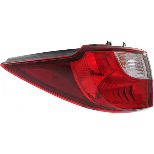 For Mazda 5 2012-2015 Tail Light Assembly DOT Certified (CLX-M1-315-1936L-AF-PARENT1)
