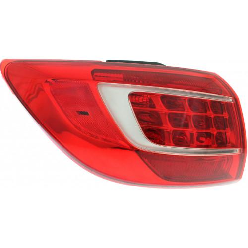 For Kia Sportage 2011 2012 2013 Tail Light Assembly (CLX-M1-322-1938L-AS-PARENT1)