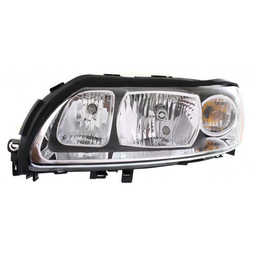 For Volvo S60 2005-2009 Headlight Assembly Halogen CAPA Certified
