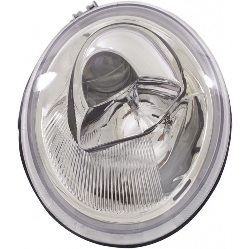 For Volkswagen Beetle Convertible/Hatchback S Model 1998-2005 Headlight Assembly Unit w/o Turbo & Sport Edition CAPA Certified (CLX-M1-340-1104L-UCD-PARENT1)