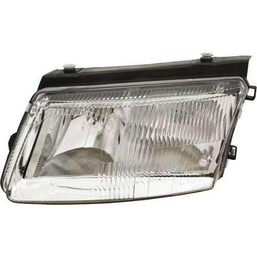 For Volkswagen Passat 1998-2001 Headlight Assembly Unit-Old Style CAPA Certified (CLX-M1-340-1105L-UC-PARENT1)