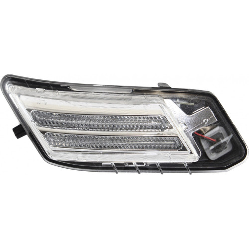 For Volvo XC-60 2010-2013 Daytime Running Lights Assembly|Driver Side