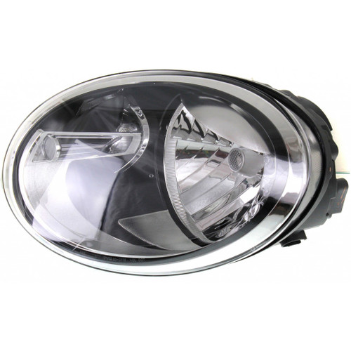For Volkswagen Beetle 2012-2017 Headlight Assembly Halogen (CAPA Certified) (CLX-M1-340-1132L-AC2-PARENT1)
