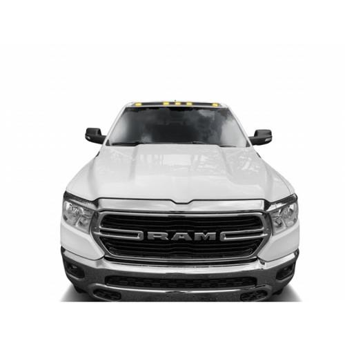 AVS For Ram 1500 2011-2018 Aerocab Marker Light - Black   (TLX-avs698004-CL360A70)