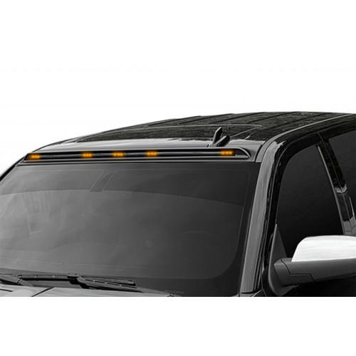 AVS For Chevy Silverado 1500 2019-2021 Aerocab Marker Light - Black   (TLX-avs698168-CL360A70)