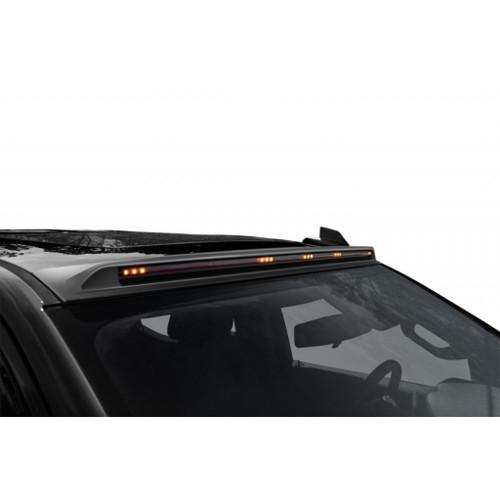 AVS For Chevy Silverado 1500 2019-2020 Aerocab Marker Light Black | (TLX-avs698168-GBA-CL360A70)